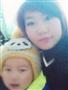浩浩和妈妈的合照